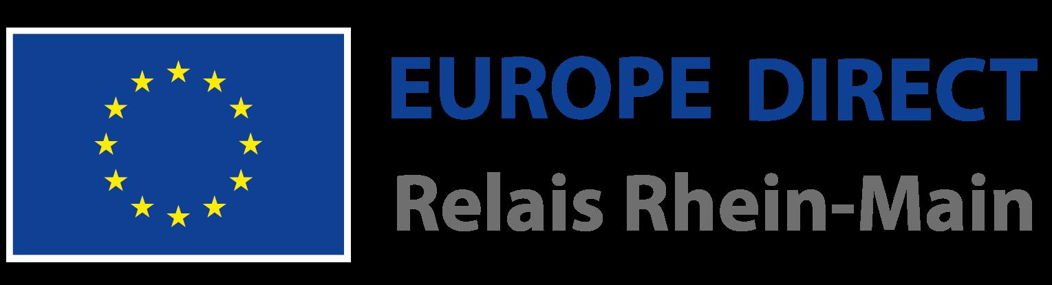 Logo des Europe Direct Kreis Rhein-Main