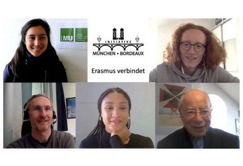 Veranstaltungsbild Erasmus Verbindet der Initiative München Bordeaux e.V.