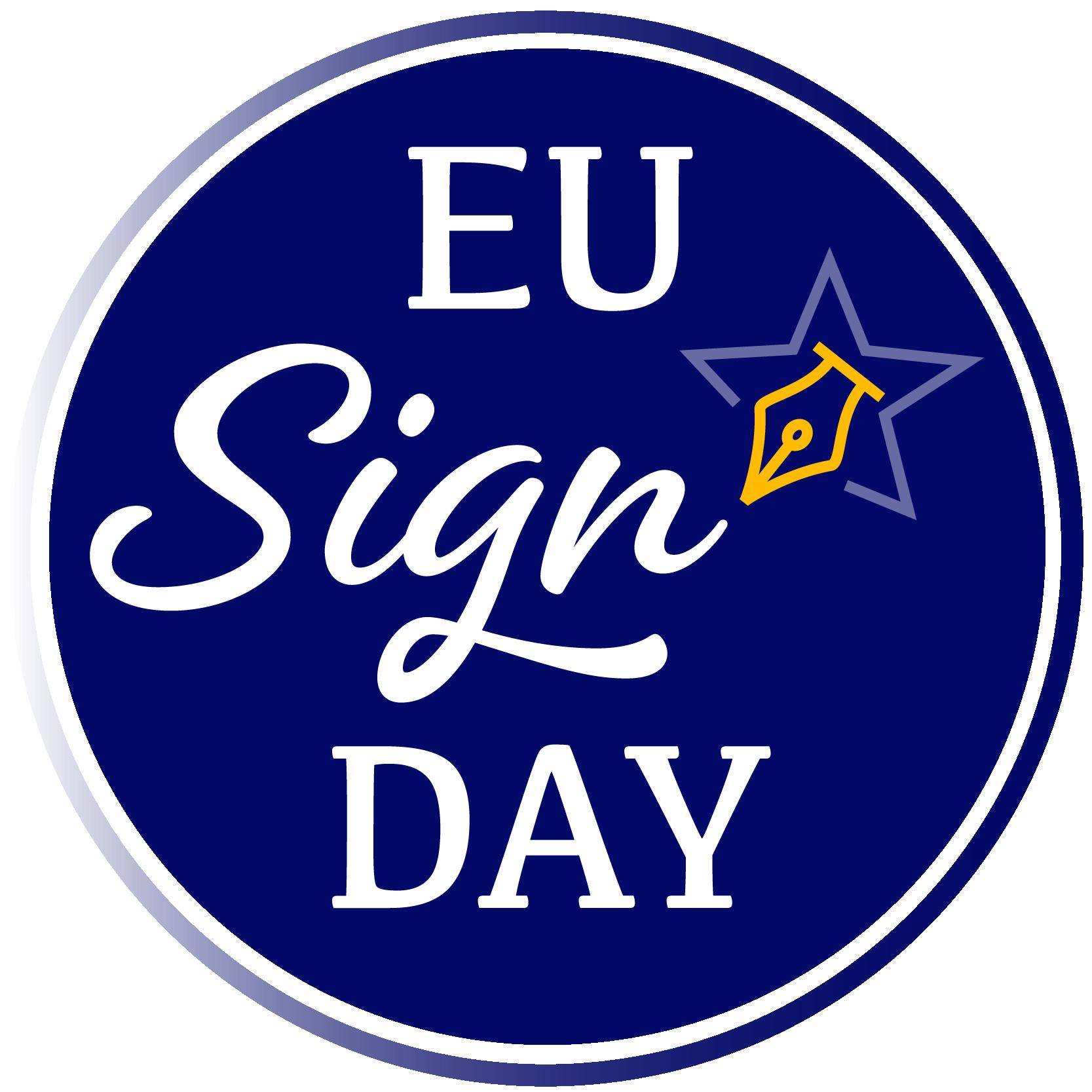 EU SIGN DAY