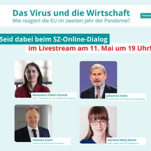 Veranstaltungsbild für SZ Dialog