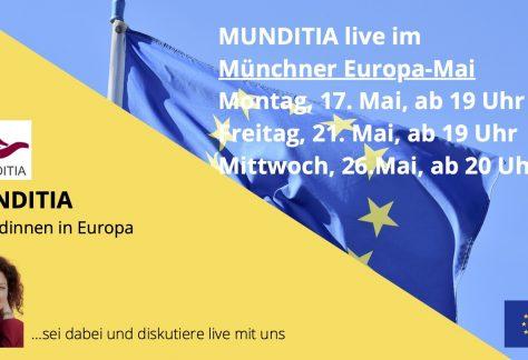 Bild der Munditia Veranstaltung Freundinnen in Europa
